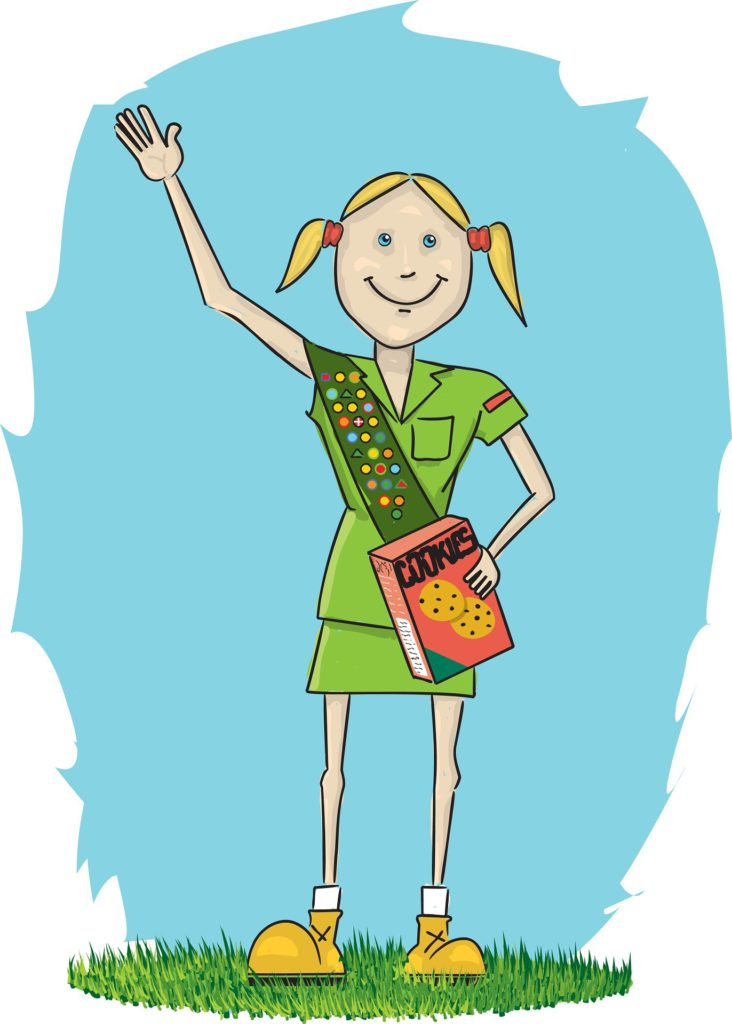 GIRLSCOUTSCCS - Official Site